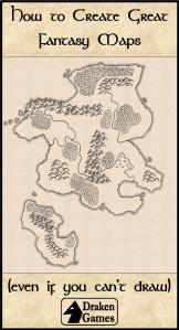 Fantasy Maps cover 2